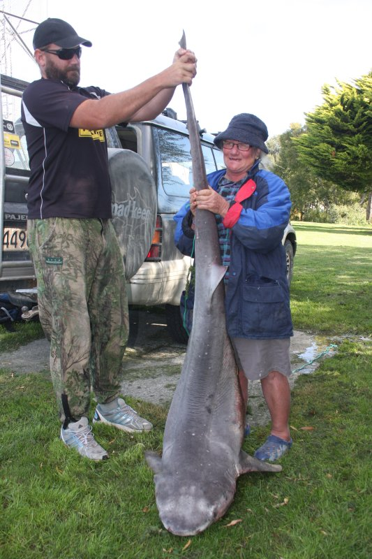 Sue Lawson - womens record 7Gill 52kg